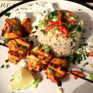 Chicken & Coconut Rice